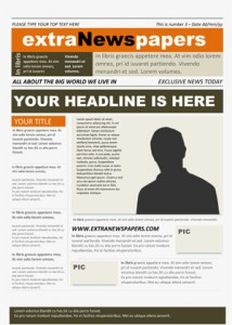 School newspaper template newspaper template school newspaper template maxwellsz